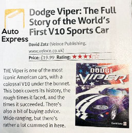 Viper book review from AutoExpress